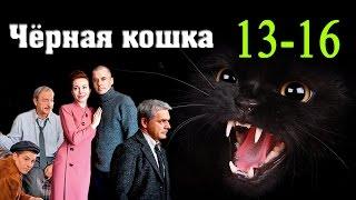 Чёрная кошка 13,14,15,16 серия - Русские новинки фильмов 2016 краткое содержание