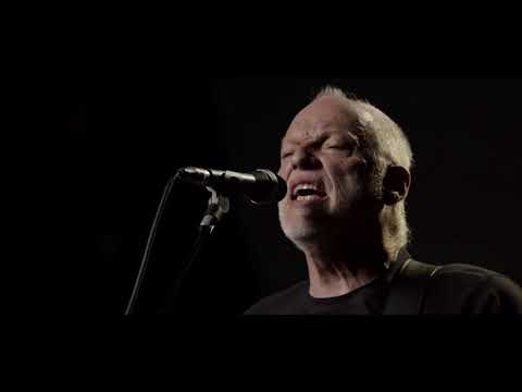 David Gilmour Today Official Music Video