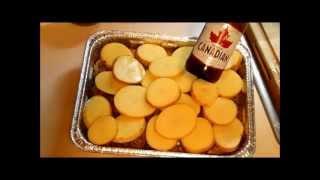 Swedish Beef & Potato Casserole