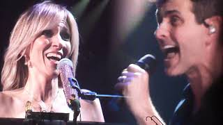 """Debbie Gibson & Joey McIntyre from NKOTB """"Lost In Your Eyes"""" (Live in St Louis MO 05-08-2019) Video"""
