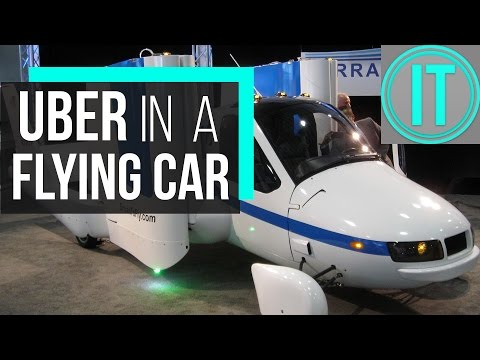 Uber Wants Flying Cars & Otto Delivers 50 Thousand Beers - Weekly Report