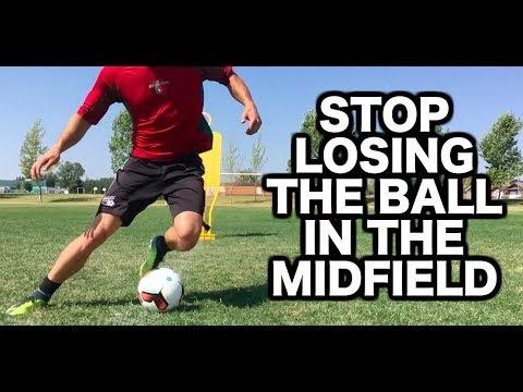 Easy Skill Moves For Midfielders | Best Soccer Moves For Midfielders | Soccer Skills For Midfielders