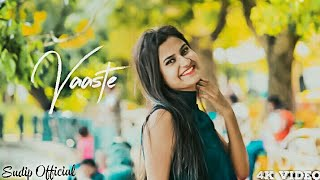 Vaaste Song ( Cover )/ Sudip Official / Dhvani Bhanushali, Tanishk Bagchi..