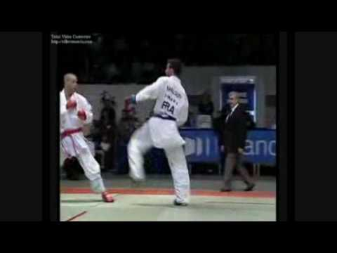 THE BEST OF  KUMITE WKF