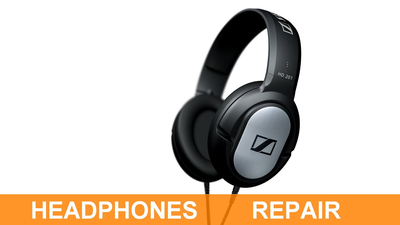 maxresdefault sennheiser hd 201 headphones cable repair youtube sennheiser headphones wiring diagram at readyjetset.co