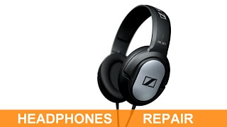 SENNHEISER HD 201 Headphones Cable Repair