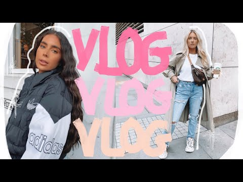 VLOG TIME!!! quite a lot of days lol | Sophia and Cinzia