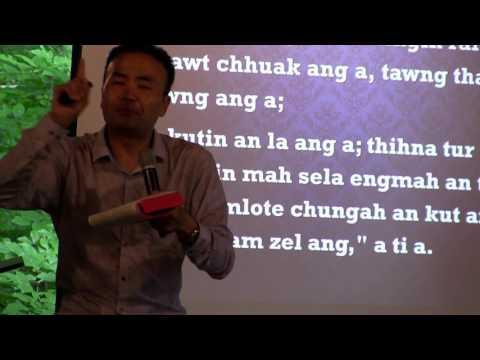 Dr. Dennis Ramdinmawia - Thlarau Thianghlim Part 2 - July 23, 2017 Chawlhni tlai