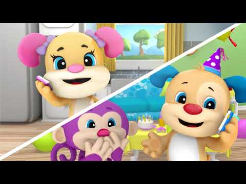 A Party Surprise | Laugh & Learn® | Fisher-Price