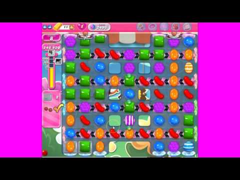 Candy Crush Saga Level 2495    no boosters