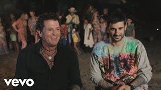Melendi, Carlos Vives - El Arrepentido (Making of)