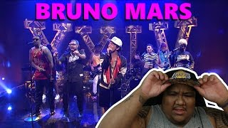 [MUSIC REACTION] Bruno Mars - Chunky Live on SNL