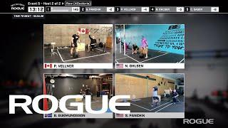 2020 Rogue Invitational | Event 5 - Full Live Stream