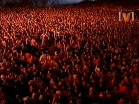 Rammstein - Du Hast (2001 in Sydney)