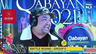 Himig Qabayan 2021 Season 1 Semi-Finalist - Ramon Sarmiento