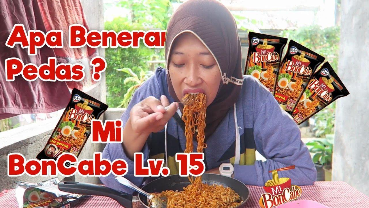 Apa Beneran Pedas? Nyobain Mie Bon Cabe Level 15 - Umma Foodies