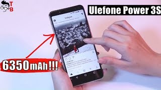 Ulefone Power 3S Preview: IT HAS EVEN BIGGER BATTERY
