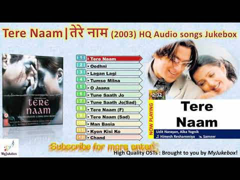 Tere Naam Title Song 2003 Full Audio Song In Hq  तेरे नाम #myjukebox