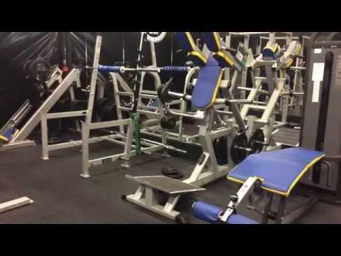UTC Gym Feature