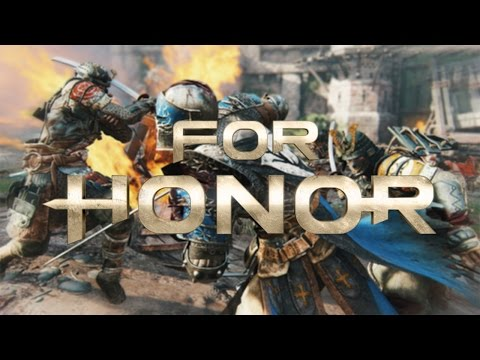 For Honor Closed Beta (Review in description)