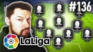 LA LIGA DRAFT! - FIFA 18 Ultimate Team Draft #136