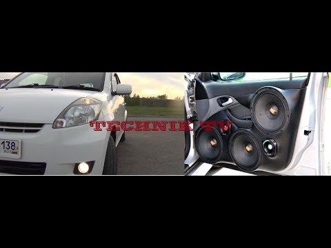 Бюджетная акустика ,которая заставит удивится на Toyota Passo
