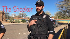 WINSLOW,AZ-City Hall HOW ALL POLICE SHOULD RESPOND