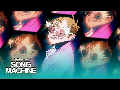 "Gorillaz - ""The Pink Phantom"" ft. Elton John & 6LACK (Episode Seven)"