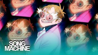 Gorillaz - The Pink Phantom ft. Elton John & 6LACK (Episode Seven)