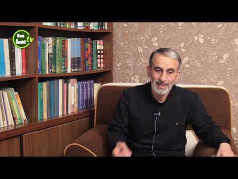 Əqaid dərsi #23-cü hissə Allahın kəlamı & Sidq  Hacı Əhliman