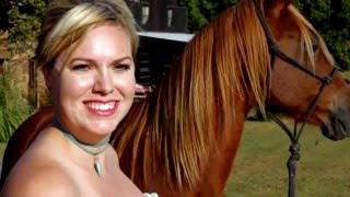 Tulsa Wedding Video  Bride on a Horse