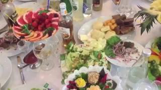 Дагестанская свадьба.      👰🏻 💞👨🏼🎨   3.Банкет