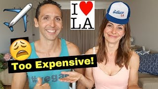 Can't afford to tour L.A with us? PRICE UPDATE ANNOUNCEMENT