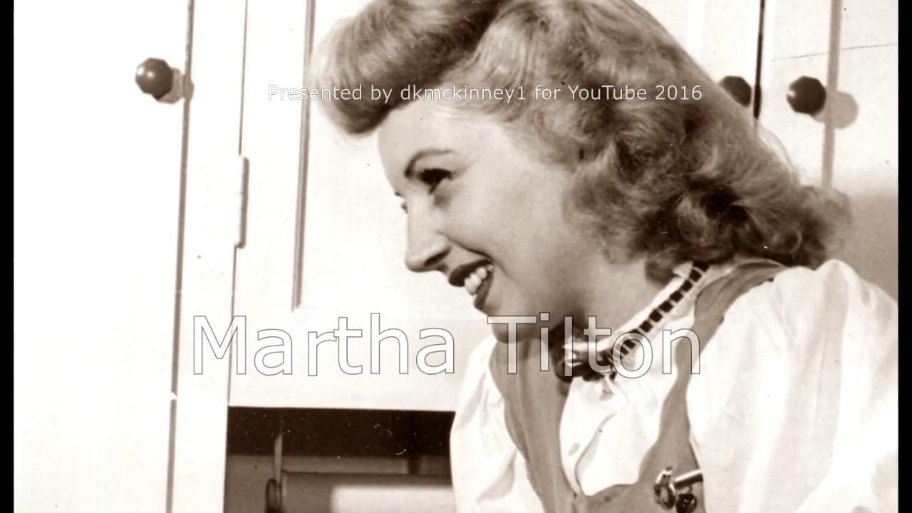 Martha Tilton - Irene - YouTube