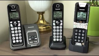 Panasonic KX-TGD560 DECT 6 Plu…