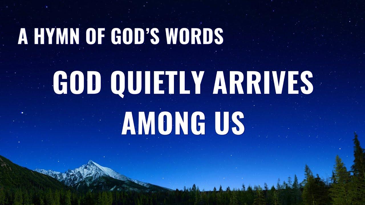 """God Quietly Arrives Among Us""   2020 English Gospel Song With Lyrics"