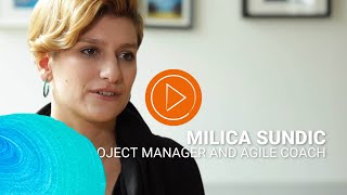 Agile working with Milica Sundic | MONDI DIGITAL TRANSFORMATION