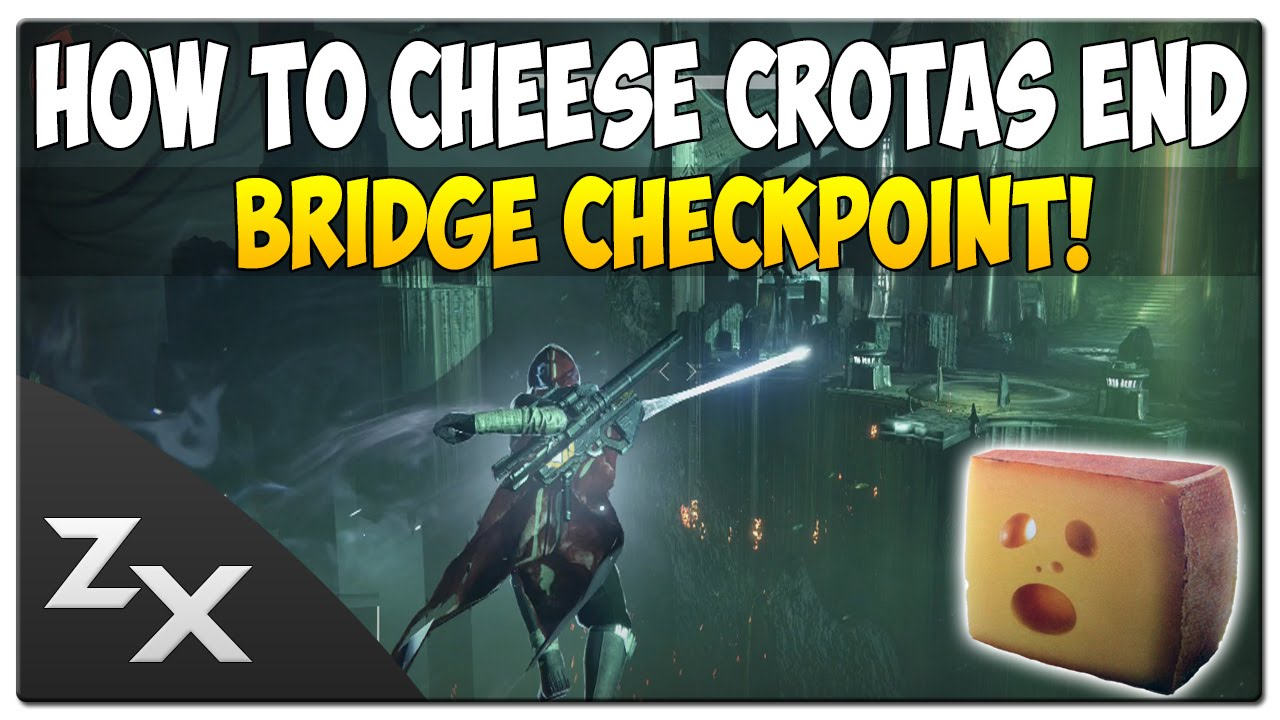 """Destiny Dance Gif: Crotas End """"Bridge Cheese!"""" *AFTER PATCH* - YouTube"""
