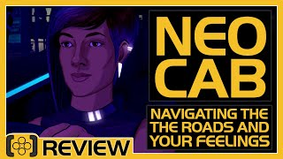 Neo Cab Has You Navigating Roads, Conversations, and Your Feelings | Review