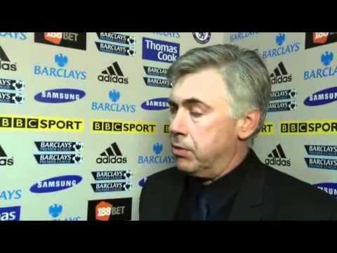 Carlo Ancelotti :(
