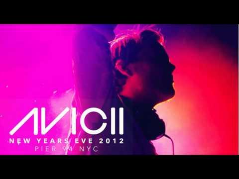 - AVICII -    NYE @ LIVE AT PIER 94     01-01-2012 FULL SET HD