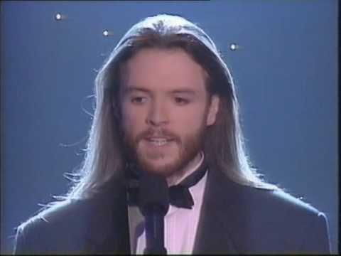 Steve Balsamo - Gethsemane - Laurence Olivier Awards 1997