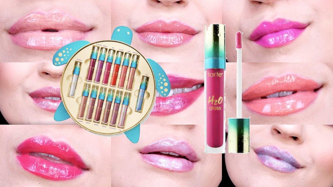 H2O Lip Gloss by Tarte #5