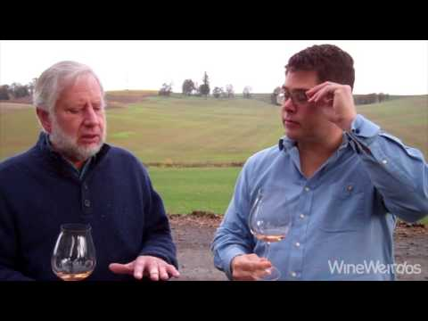 2013 Ghost Hill Cellars Pinot Noir Blanc Unique Oregon White Wine, Vineyard Soils with Mike Bayliss