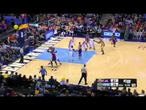 LA Lakers vs Denver Nuggets Full Game Highlights December 30, 2014 NBA Season 2014 15