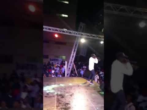 Lartorcher's performance at ACCRA POLY.#Yawumouaa