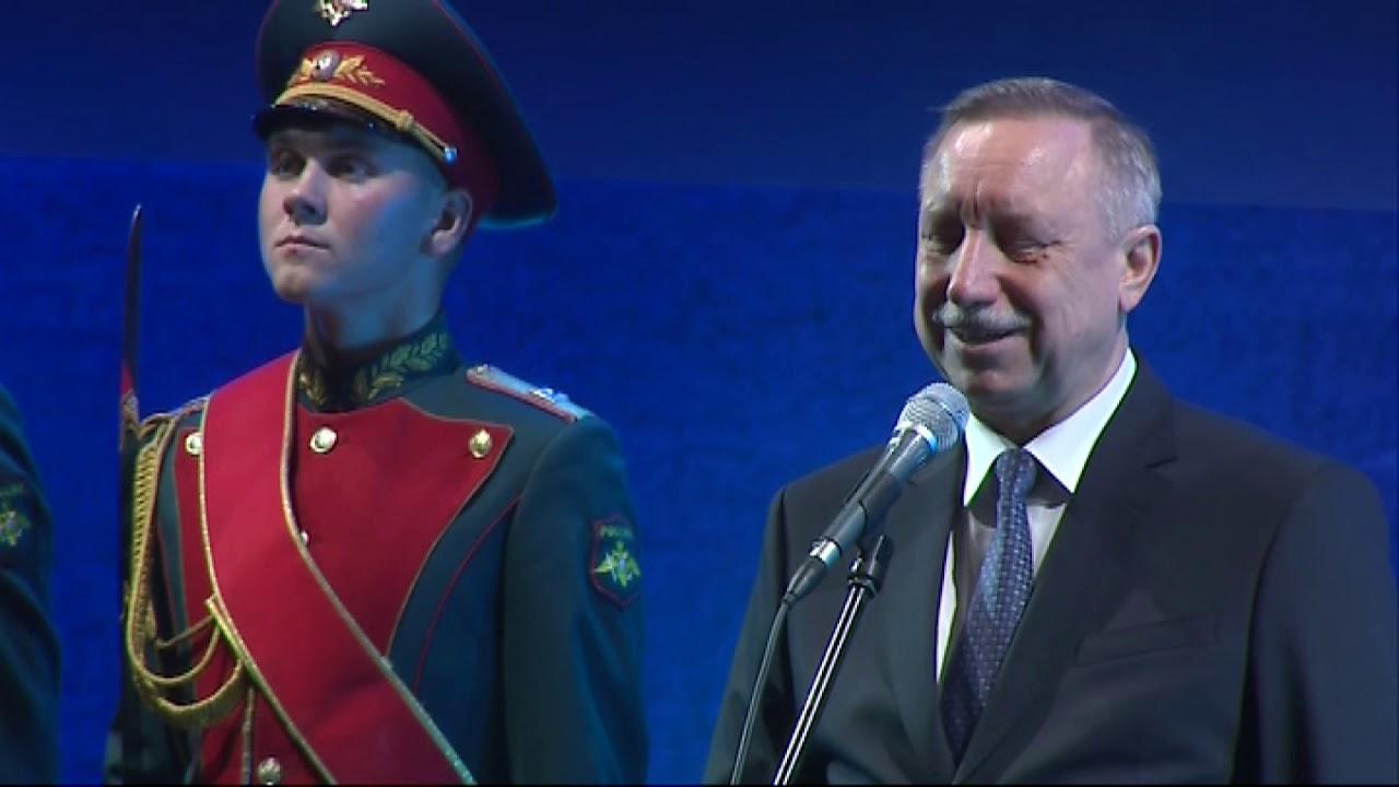 Поздравления военным от губернатора