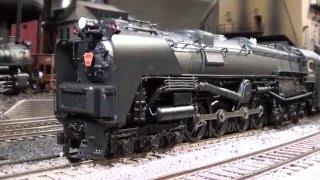 PRR Turbine Trial Runs