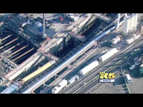 State asking tough questions about Seattle tunnel project