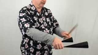 How to play the Agogo bells